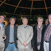 Dennis Magrdichian, James Lam, Isaac Hung, and Donna and Bill Mann