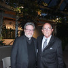 Father Peter Stratos and Paul Kral