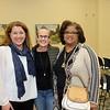 Deborah Dawes, Stephanie Moffat and Allison Byrne