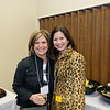 Elise Brunner and Cindy Metcalfe
