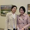 Sylvia Koh and Doris Cheung
