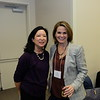 Christine Chin and Anne Alford