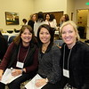 Nancy Campana, Jennifer Chuang and Laurie Modean