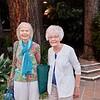 Ann Crossland and Emily Denney
