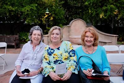 Diane Kanner, Jill Medlinsky and Emily Collins