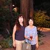 Susan Toohey and Elsie Danis