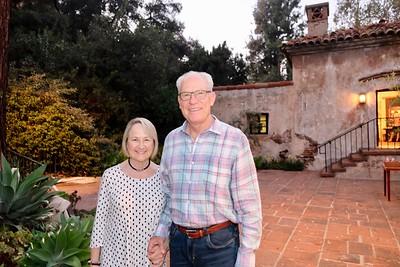 Renate Kerris and Greg Longenecker