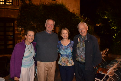 Julie Quinn, George Seitz, Kathy Gross and Frank Arnall
