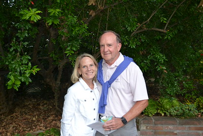 Betsy Jones and Ted Mergenthaler