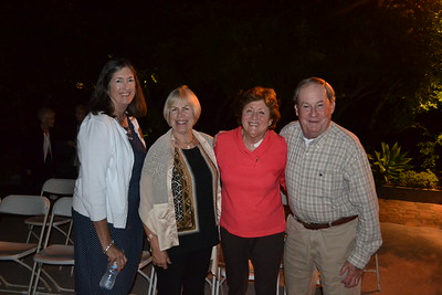 Cathy Brown, Susie Anthony, and Pam and Steve McLaughlin