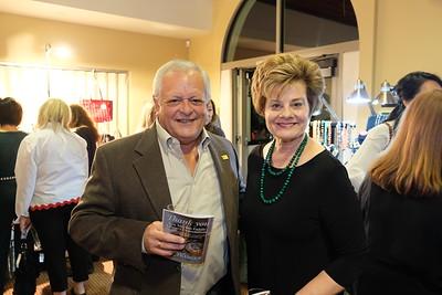 Bob Gayl and San Marino City Councilwoman Susan Jakubowski