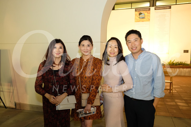 Maggie Lee, Erica Chiang, Wendy and Johans Lin