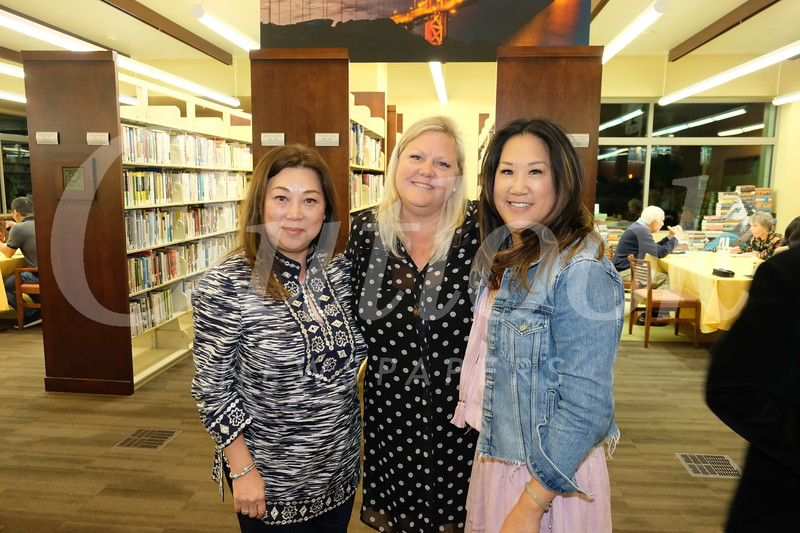 Ashley Chen, Debi Cribbs and Lisa Herren