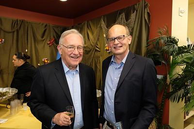 Steve Dorsey and Paul Brassard