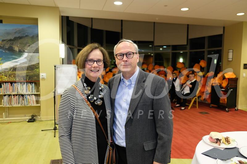 Jane and Richard Brunette