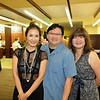 Annie Hou with David and Lisa Wang