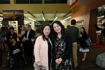 Sandra Chen and Karen Chen