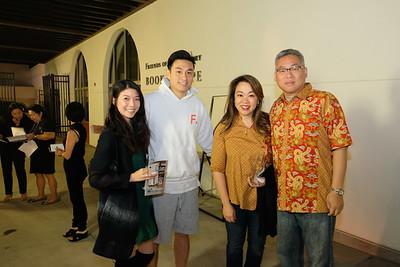 Cory Lai, Tony Chou, Luyi Khasi and Shawn Chou