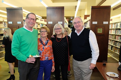 Jim and Julie Barbour, Valerie Casey and Larry Uhl