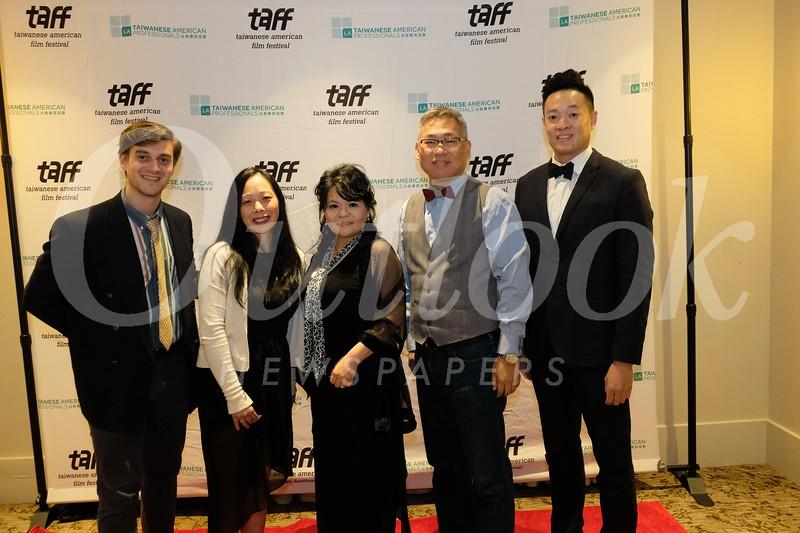 Eljay Feuermal, Wendy On, honoree Chun-Yen Chen, Shawn Chou and Christopher Teng Balmaseda