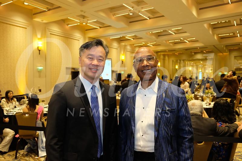Alan Chen and James Nash
