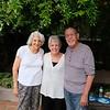 Sue Basmajian, Sue Haffley and Jim Dalesandro