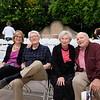 Sally Shaw, Jim Michaelis, and Arlene and Bob Oltman