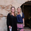 Old Mill Foundation board member Blythe Maling and Executive Director Kate Sinclair