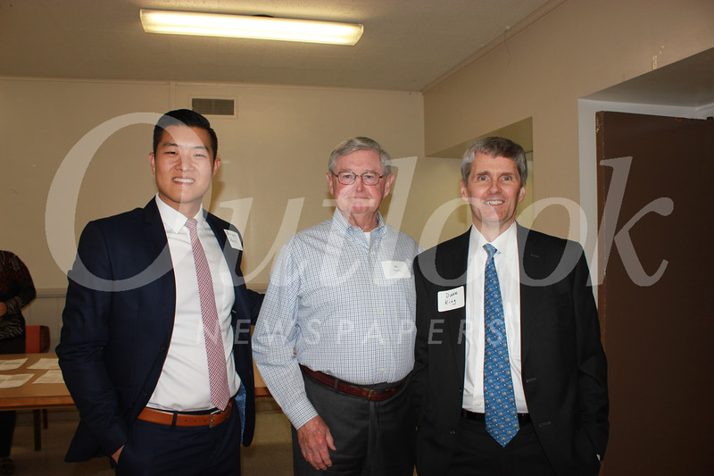 Brian Park, Bill Payne and Dave King