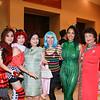 Tina Wong, Vivian Wong, Juliet Chen, Dori Mukherjee, Vivi Wahl and Marina Wang