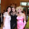 Carol Hung, Elizabeth Karr and Julie Foong