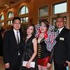 Chris and Sing Chung with Luyi Khasi and Shawn Chou