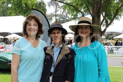 Vivian Gumbiner, Valerie Weiss and Vicki Waller