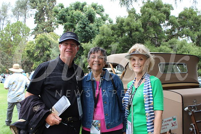 Bob and Toni D'Angelo with Sharon Giannotta