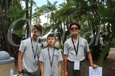 Gabriel Batnig, Chi Zhang and Lucas Chen