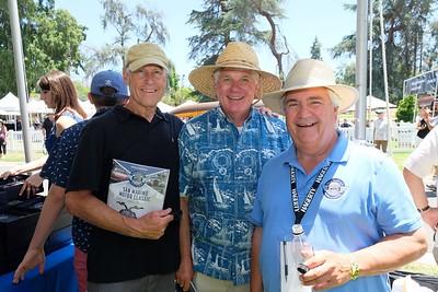 Richard Swinney, Bob Dryden and Art Sbicca