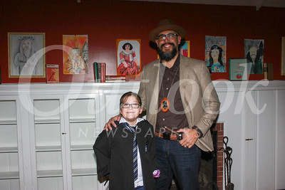 Muggles and Wizards at the Father-Daughter Ball