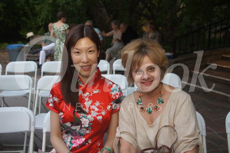 9 Jennifer Shen and Susan Jakubowski