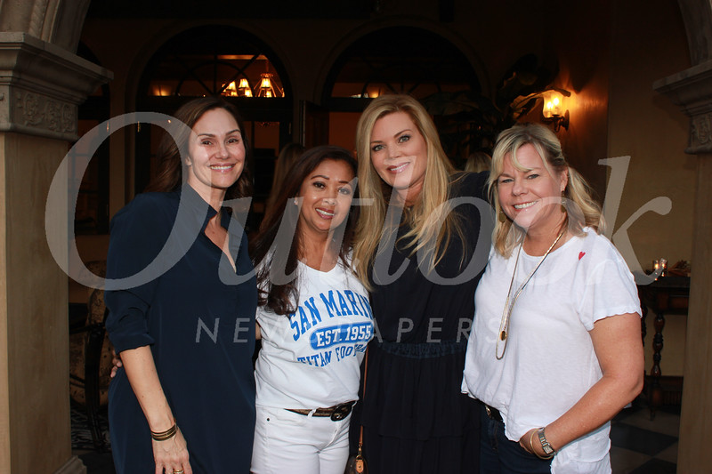 Maricel de Cardenas, Dina McCall, Elizabeth Karr and Alison McCrary