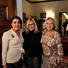 Shana Bayat, Amy Kessel and Deanna Converse
