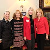 Virginia McIntyre, Jennifer Kelly, Sandra Dimkich and Kathy Bayle