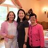 Joanne McCloskey, Abby Cheng and Olga Castellanos