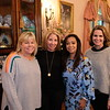 Alison McCrary, Leanne Snaer, Dina McCall and Anne Alford