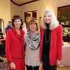 Valerie Weiss, Marlene Evans and Sandra Dimkich