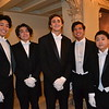Alec Chen, David Sandoval, Greg Dulcich, Brian Byrne and Dominic Kang