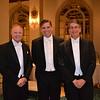 Joseph Sanok, Steve Eriksen and Dave Bell