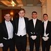 Billy Wardlaw, John Haskin, Alec Nikou-Smith and Chase Lemos