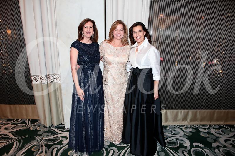 Lynn Eriksen, Cynthia Ary and Alexandra Brousseau