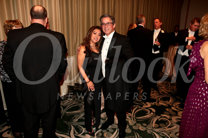 Dina and Michael McCall