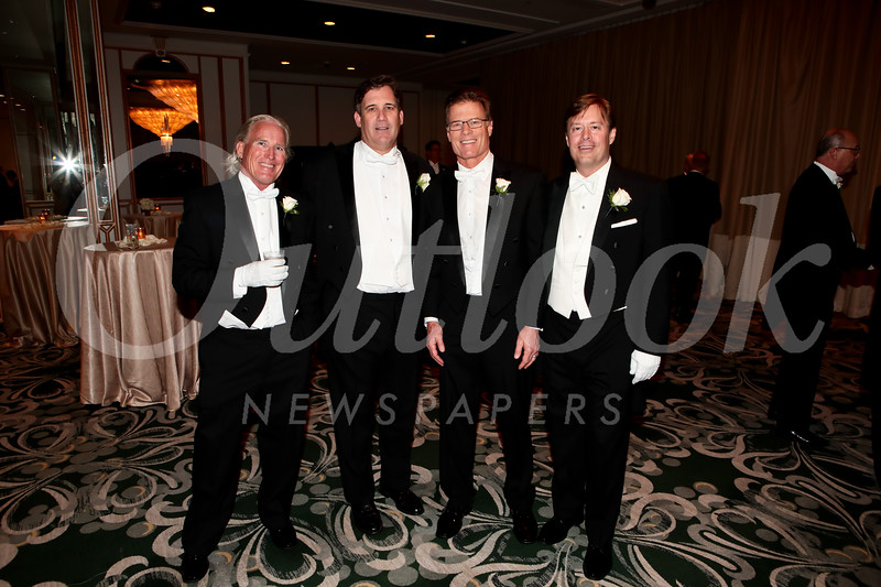 Paul Hittner, Jeff Hannan, Charles Perry and Rob Gluck